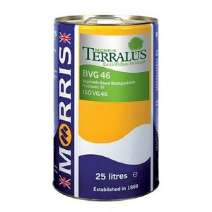 Terralus BVG 46 Biodegradable Hydraulic Oil