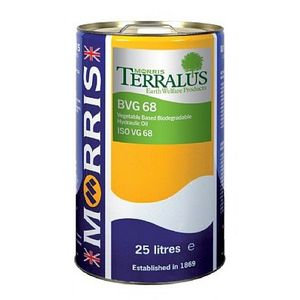Terralus BVG 68 Biodegradable Hydraulic Oil