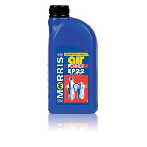 1 litre of Air Force EP22 Air line  oil